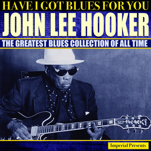 John Lee Hooker (Have I Got Blues Got You)