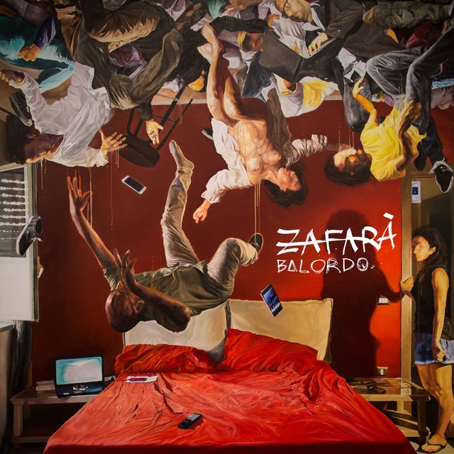 Cover art for album  by Zafarà