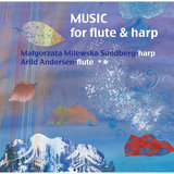 The Garden of Adonis, suite for flute and harp: 1. Largo