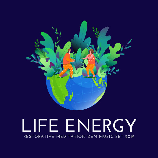 Life Energy Restorative Meditation Zen Music Set 2019