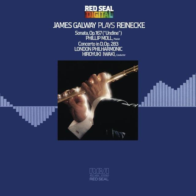 James Galway Plays Reinecke