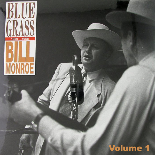 BlueGrass 1950-1958 Vol.1