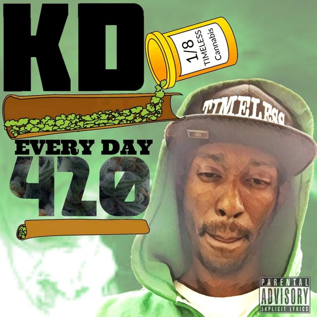 Every Day 420