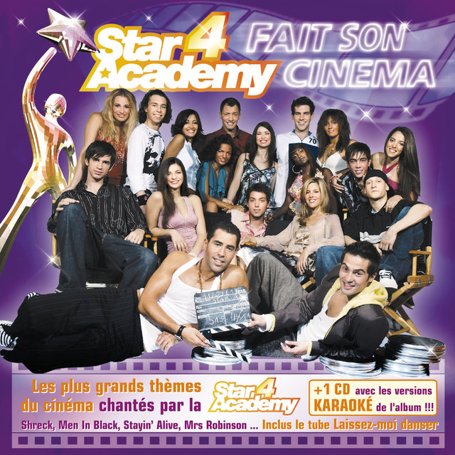 Star Academy 4 Fait Son Cinema