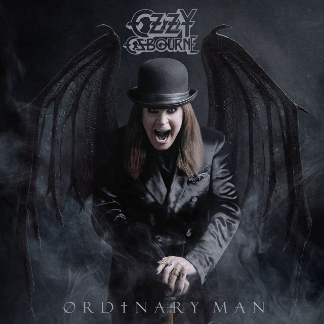 Cover art for album Ordinary Man by Ozzy Osbourne