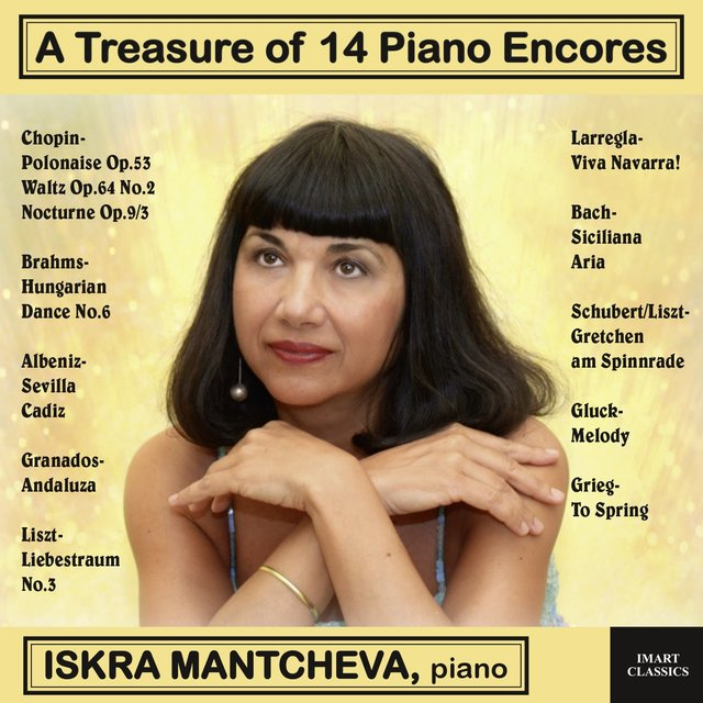 A Treasure of 14 Piano Encores