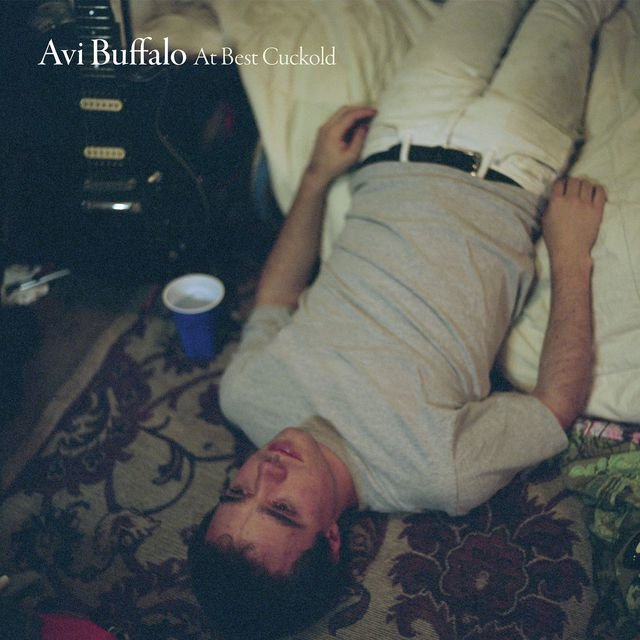 Cover art for album At Best Cuckold by Avi Buffalo