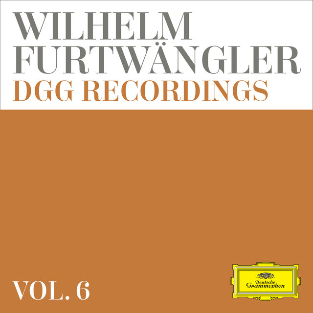Wilhelm Furtwängler: DGG Recordings (Vol. 6)