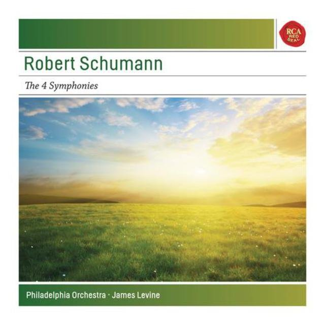 Schumann: The 4 Symphonies - Sony Classical Masters