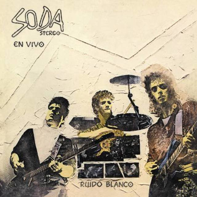 Ruido Blanco Remastered By Soda Stereo On Tidal
