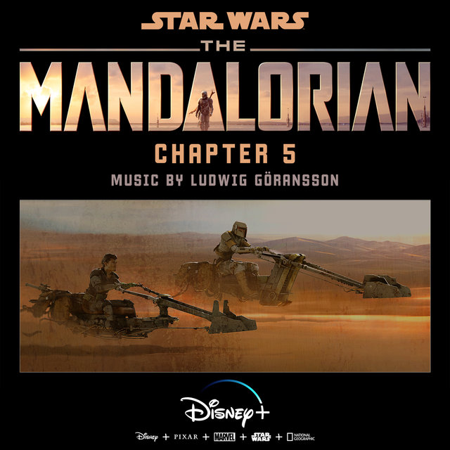 The Mandalorian: Chapter 5 (Original Score)