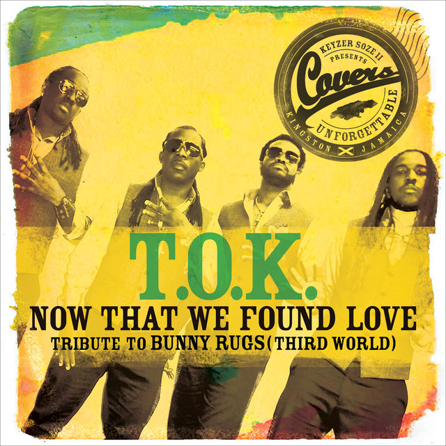 Now That We Found Love