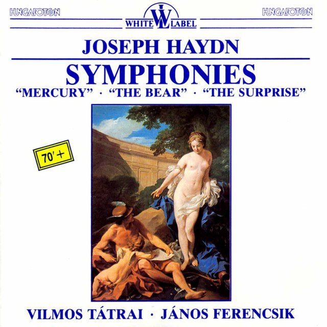 Symphonies: Mercury - The Bear - The Suprise