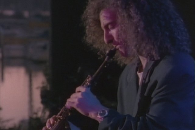 Silhouette (from Kenny G Live)