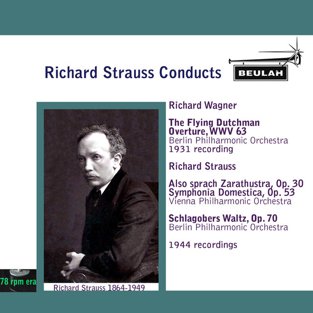 Richard Strauss Conducts