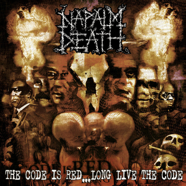 The Code Is Red - Long Live the Code