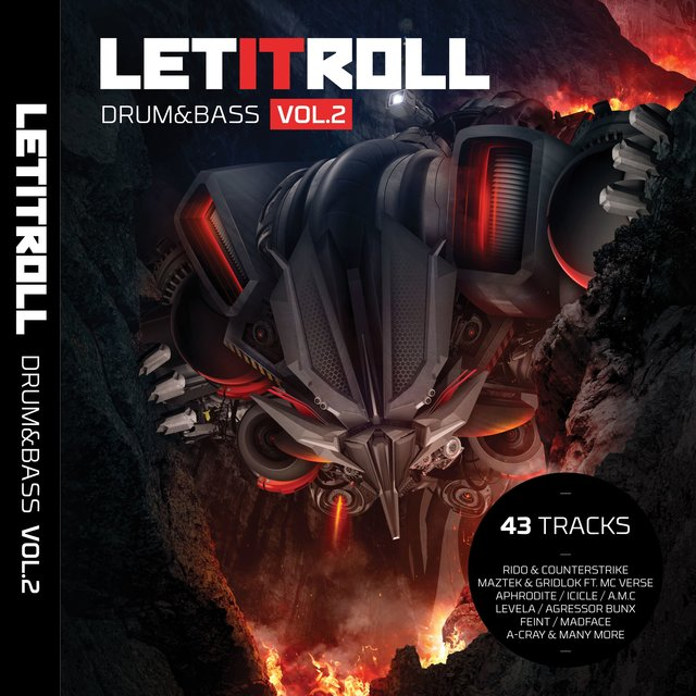 Let It Roll: Drum & Bass, Vol. 2