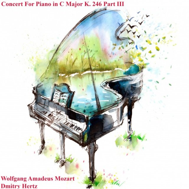 Concert for Piano in C Major K. 246 Part III