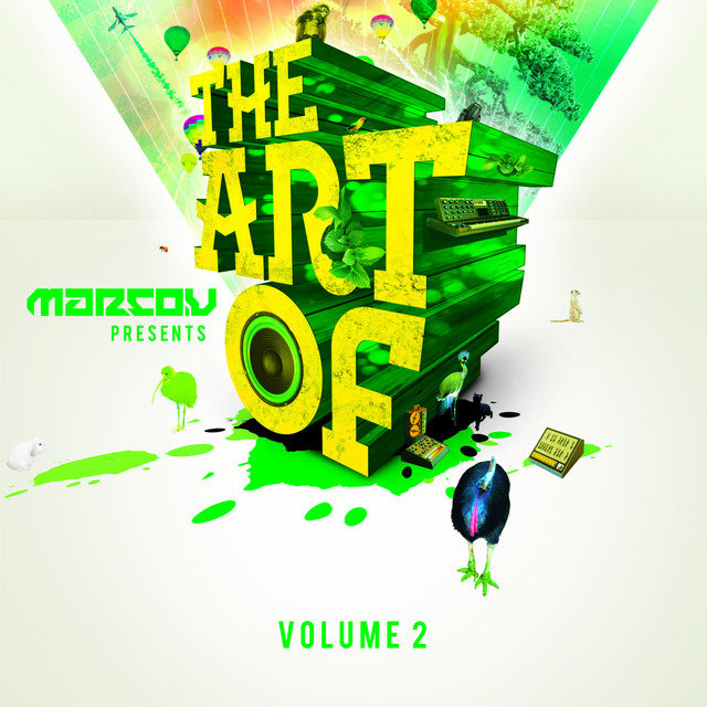 Marco V pres. The Art Of Volume 2
