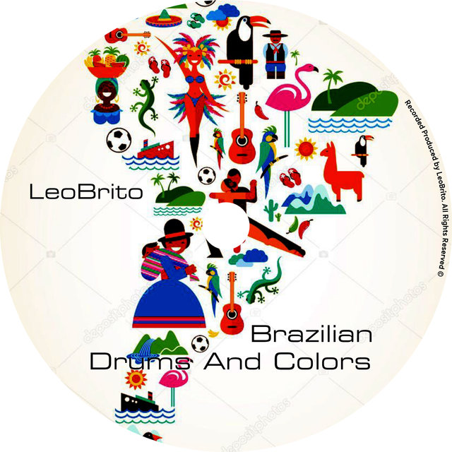 Brazilian Drums and Colors
