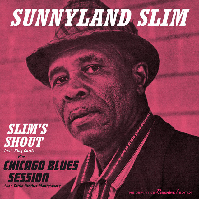 Slim's Shout + Chicago Blues Session
