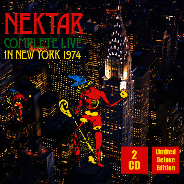Complete Live In New York 1974
