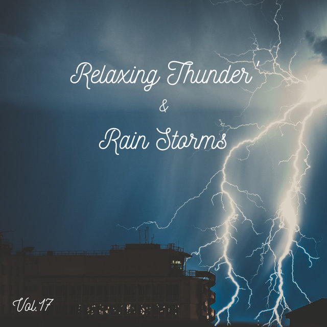Relaxing Thunder and Rain Storms Vol.17