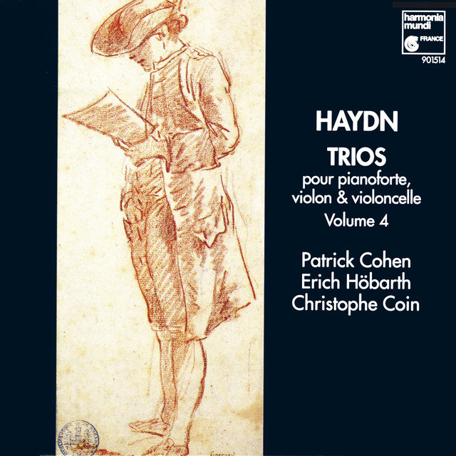 Haydn: Piano Trios No. 38-40