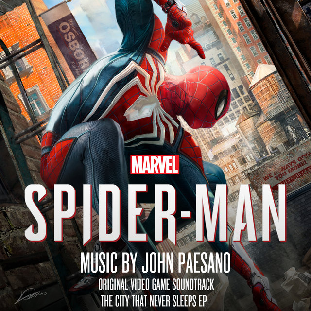 Marvel's Spider-Man: The City That Never Sleeps EP (Original Video Game Soundtrack)