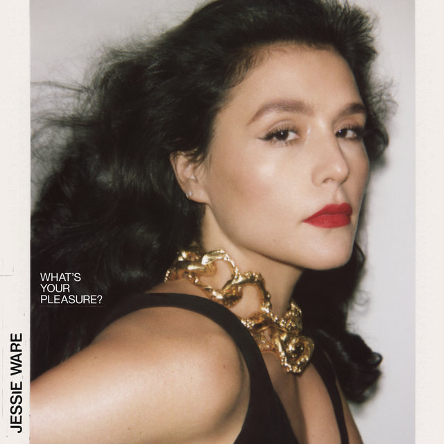 Cover art for album Soul Control by Jessie Ware