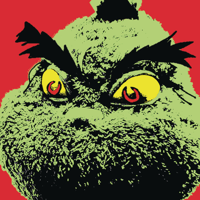 Cover art for album Music Inspired by Illumination & Dr. Seuss' The Grinch by Tyler, The Creator