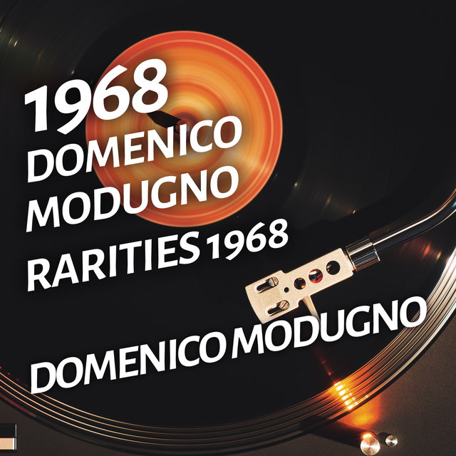 Domenico Modugno - Rarities 1968