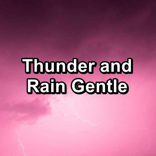 Thunder and Rain Gentle