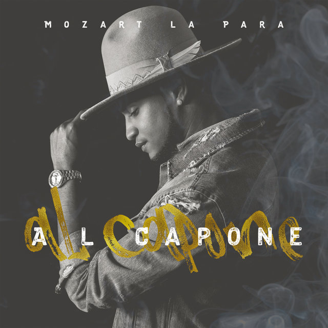 Cover art for album Al Capone by Mozart La Para