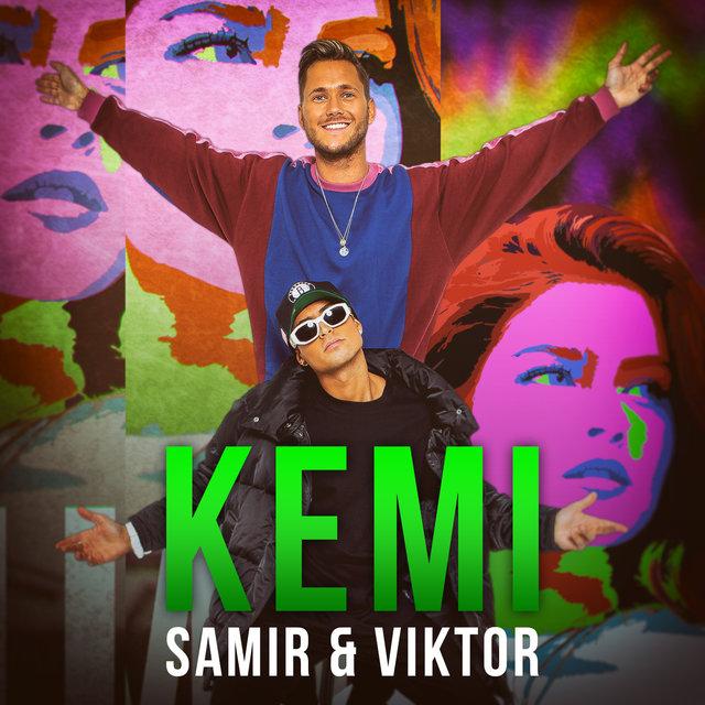 Cover art for album  by Samir & Viktor