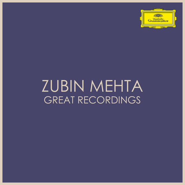 Zubin Mehta - Great Recordings