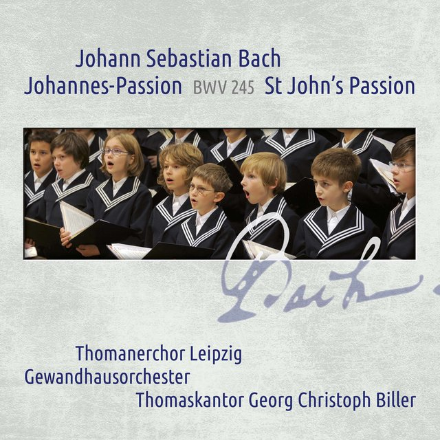 Bach: Johannespassion, BWV 245