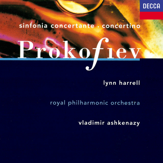 Prokofiev: Sinfonia Concertante; Cello Concertino