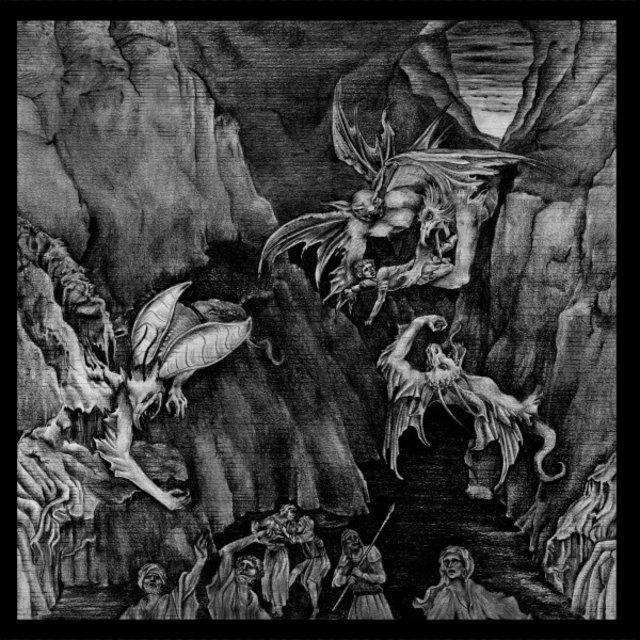 Cover art for album Bis Das Blut Gefriert by Inhalt Der Nacht