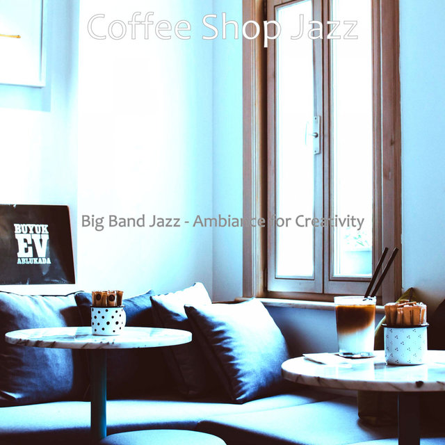Big Band Jazz - Ambiance for Creativity