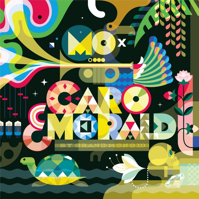 Mo X Caro Emerald by Grandmono