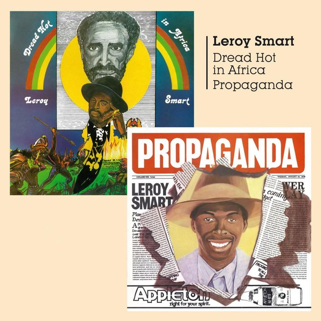 Dread Hot in Africa and Propaganda