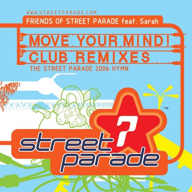 Move Your Mind - Club Remixes