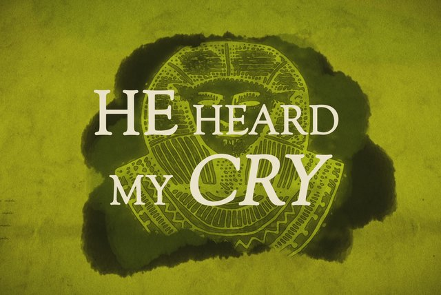 He Heard My Cry (feat. Sir The Baptist & Arnetta Murrill-Crooms)