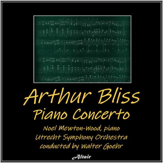 Bliss: Piano Concerto (Live)