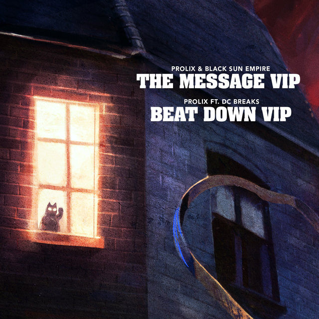 The Message VIP / Beat Down VIP