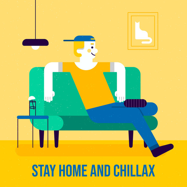 Stay Home and Chillax - 15 Electronic Chillout Melodies That Will Make You Relax Deeply and Forget about Everyday Problems, Take a Chill Pill, Care of You, Beautiful Day, After Hours
