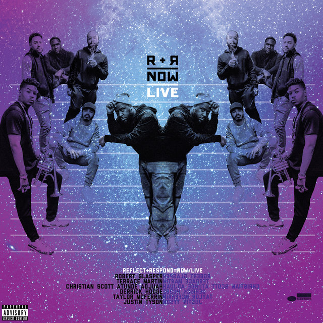 Cover art for album R+R=Now Live by R+R=NOW