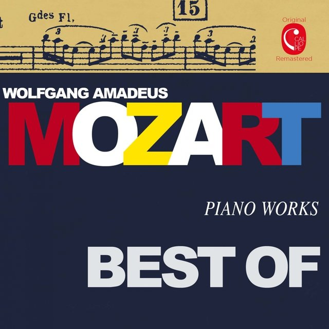 Best of Mozart Piano Works