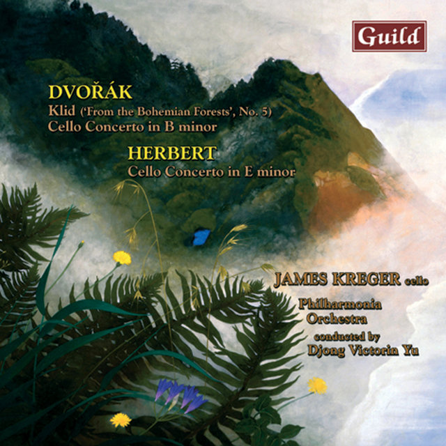 Dvořák: Klid & Cello Concerto in B Minor - Herbert: Cello Concerto in E Minor